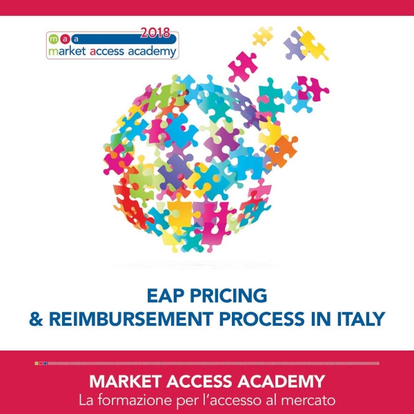 EAP Pricing & Reimbursement process in italy - Market Access Academy 2018