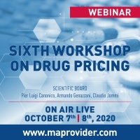 SIXTH WORKSHOP ON DRUGS PRICING
