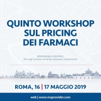 QUINTO WORKSHOP SUL PRICING DEI FARMACI